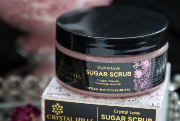 Crystal Love Sugar Scrub