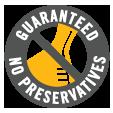 no preservatives