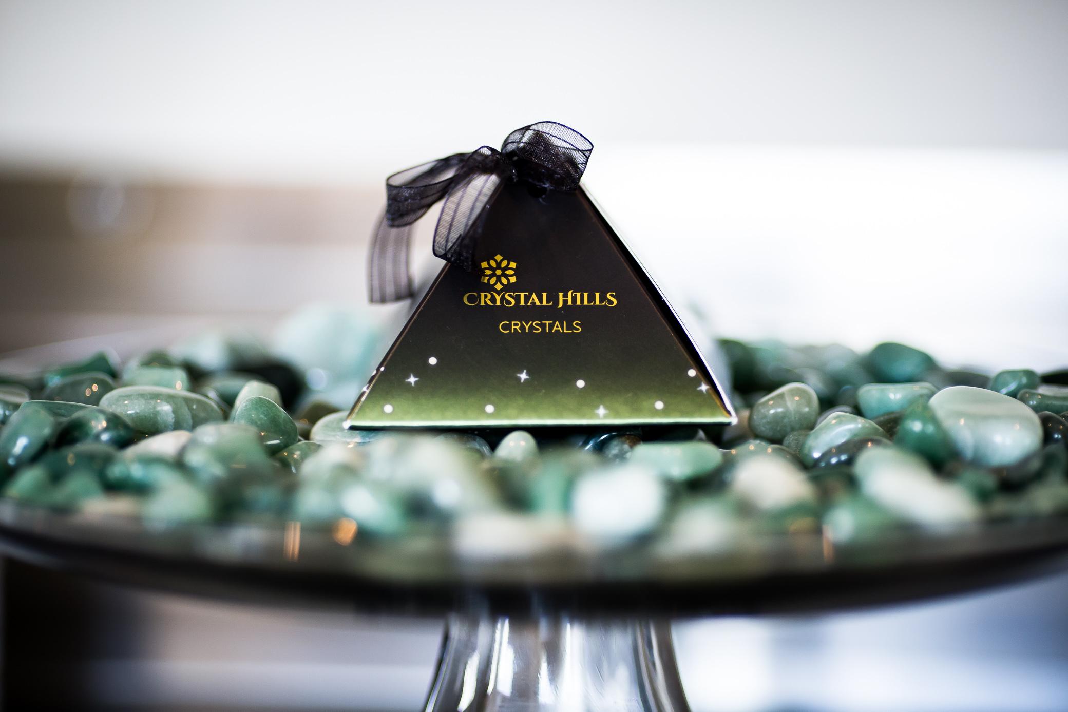 Green Aventurine crystals