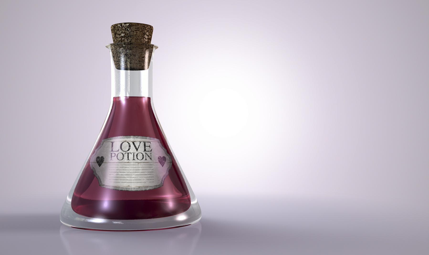 The Secret Love Potion