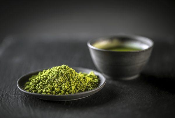 Matcha Green Tea Powder at CHO