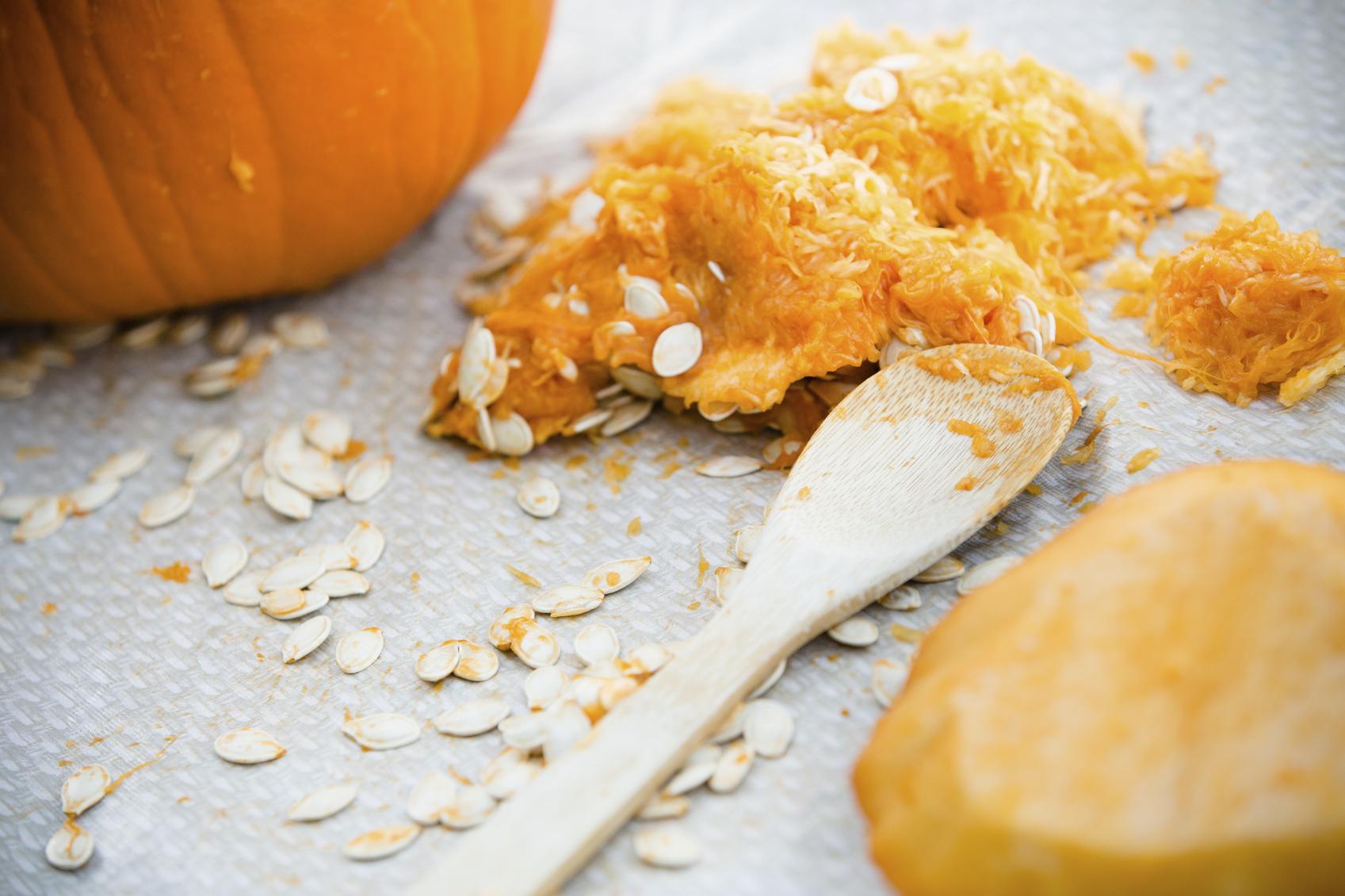Pumpkin Facial Scrub