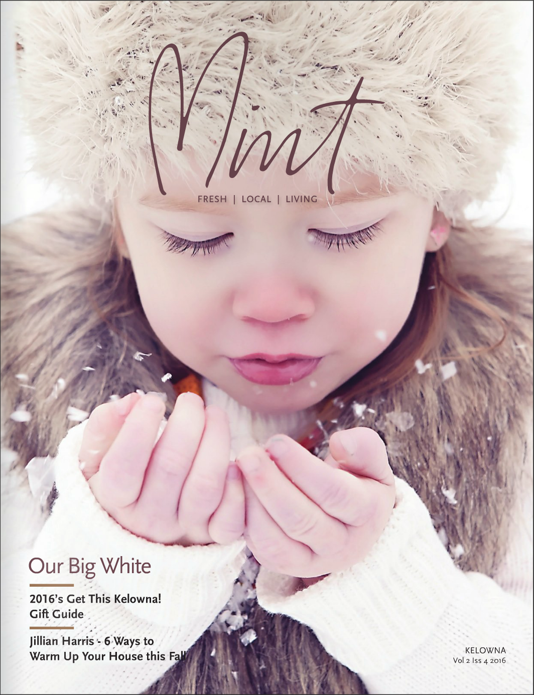 Crystal Hills Organics in Mint Magazine