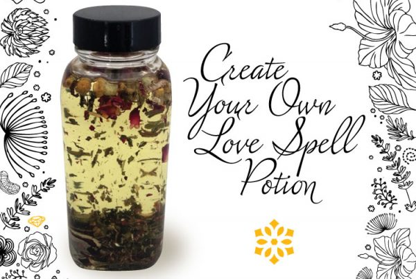 Create your own Love Spell Potion