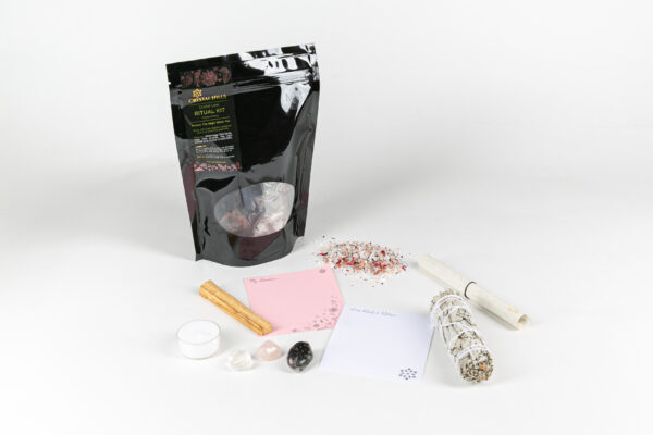 Crystal Love Ritual Kit