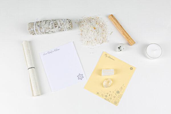 Crystal Moon Goddess Ritual Kit